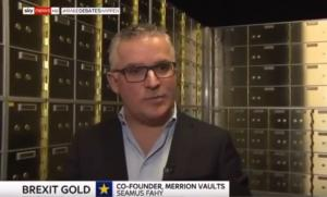 brexit gold bullion