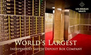 Safety Deposit Boxes LA