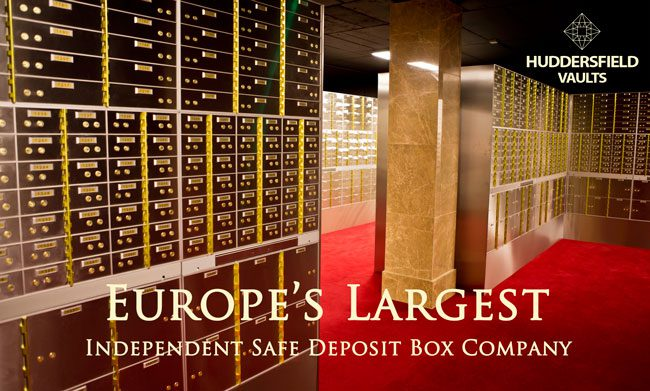 safety deposit boxes huddersfield