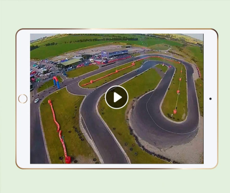 international karting track cork