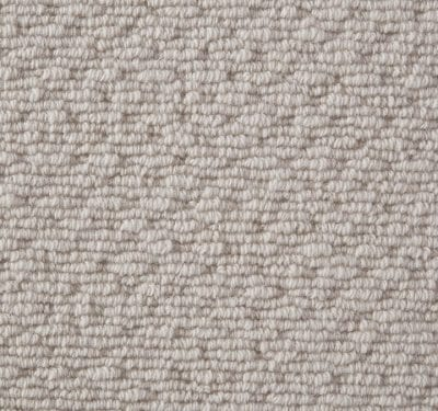 Natural Loop Boucle Thatch Carpet 6