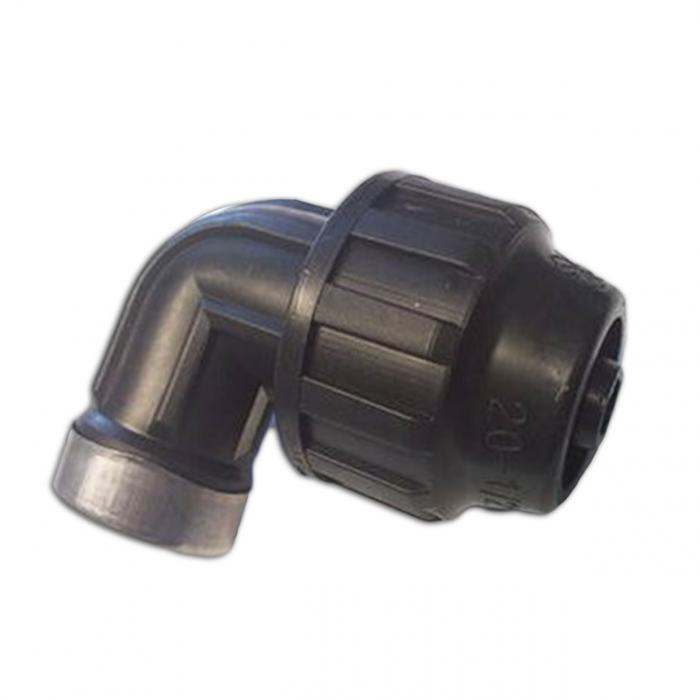 Female 90Degree BSP Elbow for Normal-Gauge and Heavy Gauge Hydradare Pipe